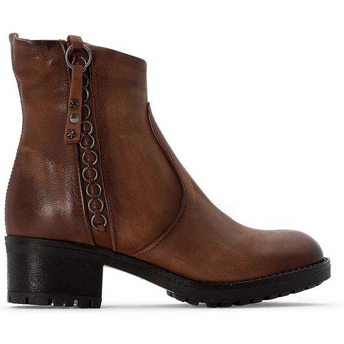 Boots cuir Misa - MJUS - Modalova