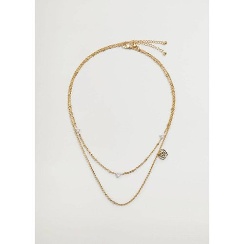 Set colliers chaîne - Violeta by Mango - Modalova