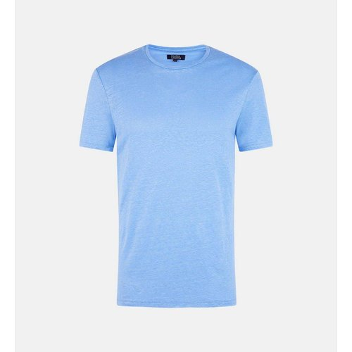 T-shirt Sishuni Droit En Lin - GALERIES LAFAYETTE - Modalova