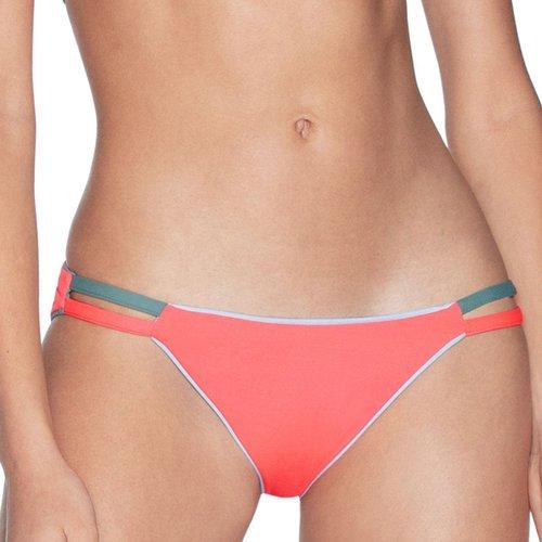 Bas de bikini Ondine Split réversible coupe cheeky - Maaji - Modalova