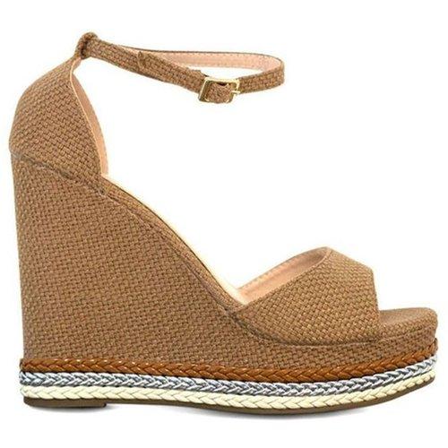 Sandales à talon compensées - KEBELLO - Modalova
