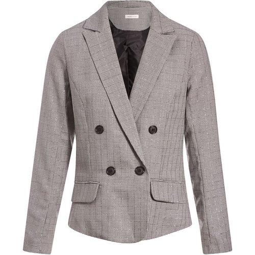 Veste blazer droite boutonnée - CACHE-CACHE - Modalova