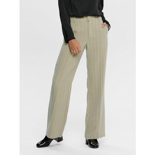 Pantalon Évasé rayures fines - Only - Modalova