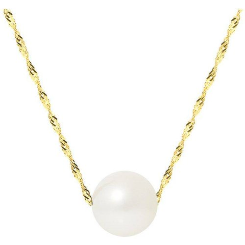 Collier Or jaune GAÏA - PERLINSTINCT - Modalova