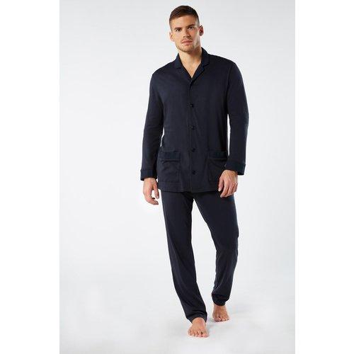 Pyjama long en coton supima® - INTIMISSIMI - Modalova