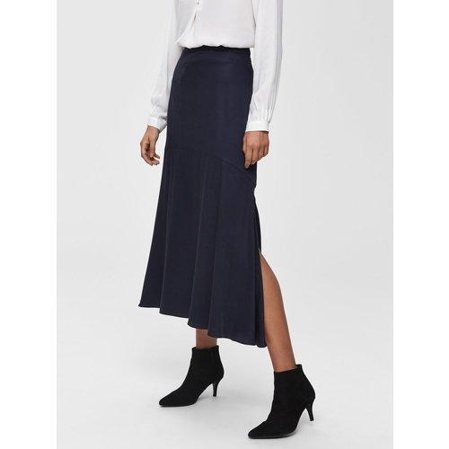Jupe mi-longue Taille haute  - Selected Femme - Modalova