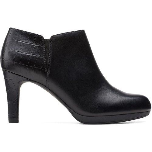 Boots cuir Adriel Lily - Clarks - Modalova