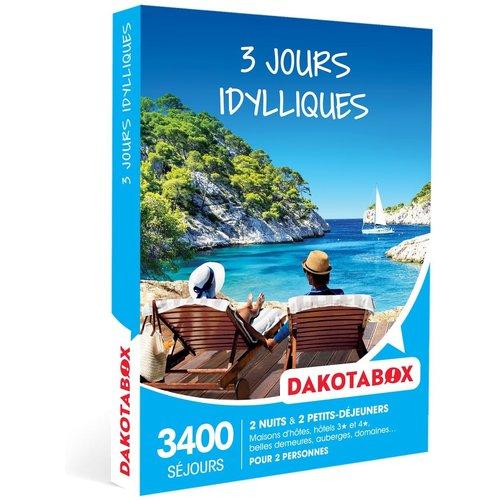 Jours idylliques - Coffret Cadeau Séjour - DAKOTABOX - Modalova