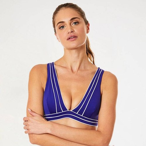 Haut de maillot de bain 2 pieces ABELIE SOLIMAR - LIVIA - Modalova
