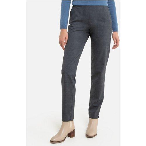 Pantalon fuselé laine majoritaire - Anne weyburn - Modalova