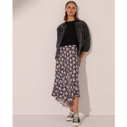 Blouson en jean avec ceinture - FORMULA JOVEN - Modalova