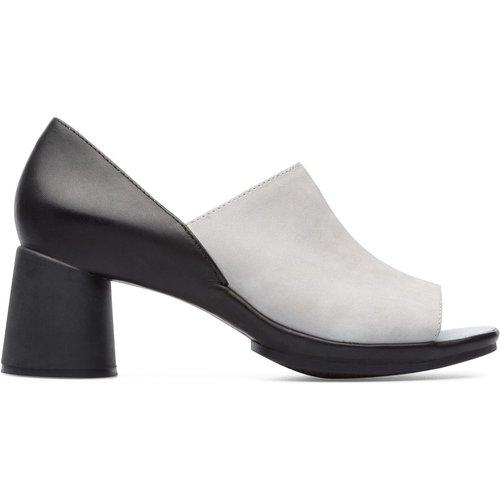 Sandales à talon cuir Upright Sandal - Camper - Modalova