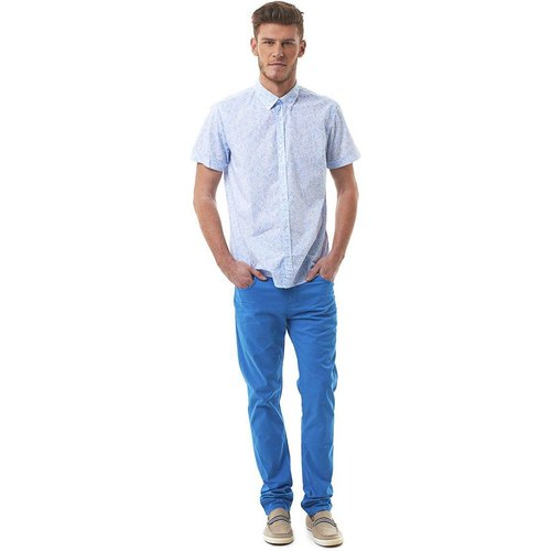 Pantalon 5 poches Slim Elasthane - BEST MOUNTAIN - Modalova