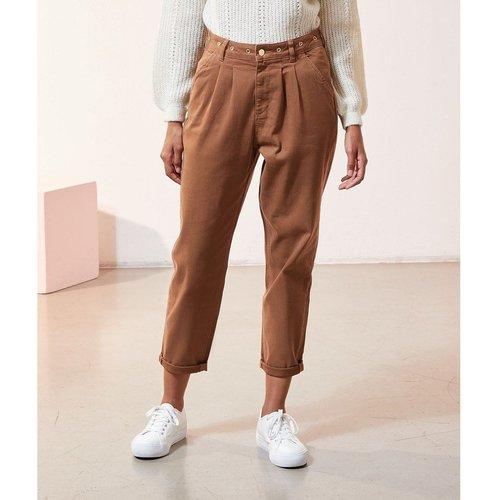 Pantalon carotte SIMONE - ETAM - Modalova