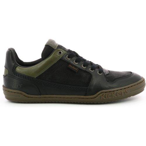 Sneakers basses Cuir Jungle - Kickers - Modalova
