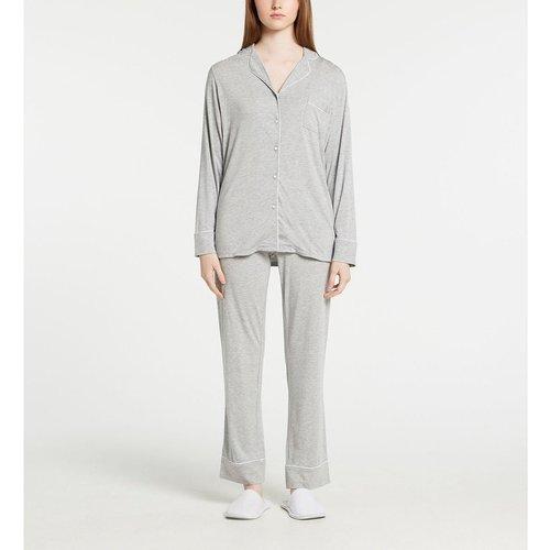 Pyjama Petronille Stretch - GALERIES LAFAYETTE - Modalova