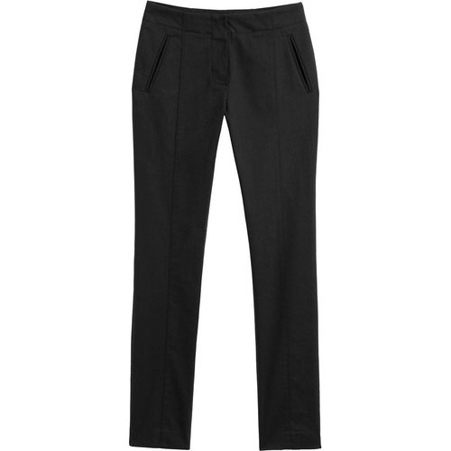 Pantalon droit confort stretch - Anne weyburn - Modalova