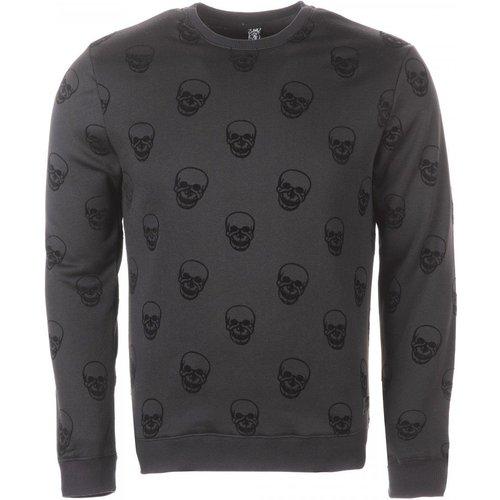 Sweat-shirt en coton skull - RIVALDI - Modalova