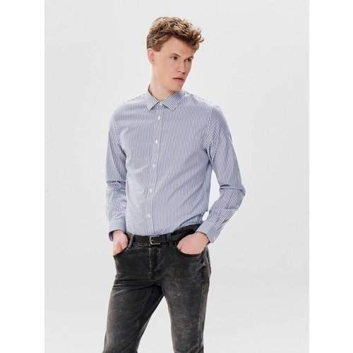 Top à manches longues Striped - Only & Sons - Modalova