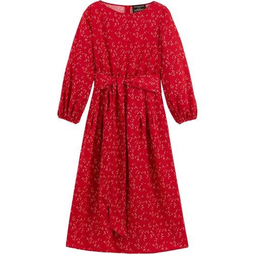 Robe longue manches 3/4 imprimée - VANESSA SEWARD X LA REDOUTE COLLECTIONS - Modalova