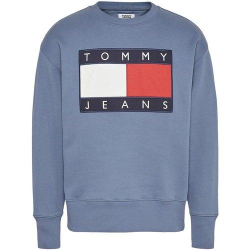 Sweat TOMMY FLAG CREW - Tommy Hilfiger - Modalova