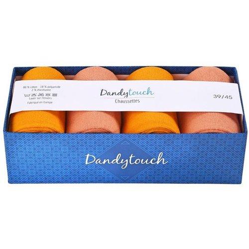 Coffret chaussettes Deva - Fabriqué en europe - DANDYTOUCH - Modalova
