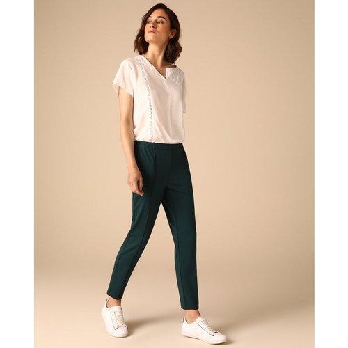 Pantalon droit - WOMAN EL CORTE INGLES - Modalova