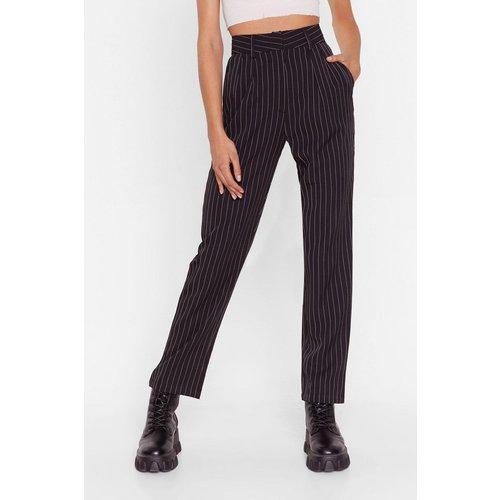 Pantalon fuselé à taille haute - NASTY GAL - Modalova