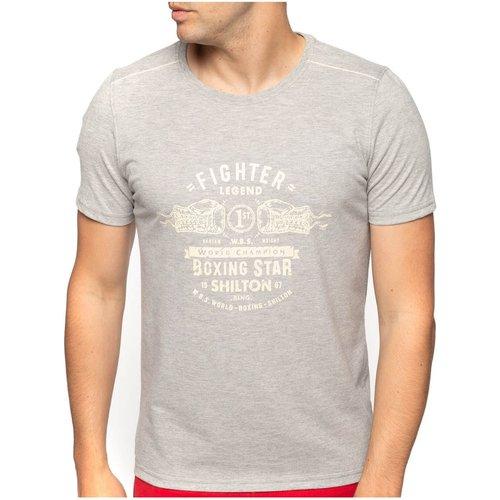 T-shirt boxing club - SHILTON - Modalova