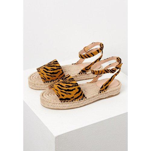 Sandales espadrille - CAMAIEU - Modalova