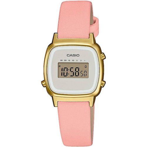 Montre Digital Cuir VINTAGE MINI - CASIO VINTAGE - Modalova