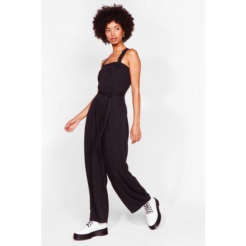Combinaison pantalon droite - NASTY GAL - Modalova