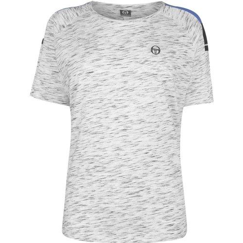 T-shirt col rond manche courte - Sergio Tacchini - Modalova