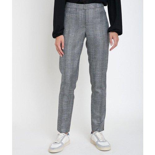 Pantalon cigarette àcarreaux VALERO - Maison 123 - Modalova