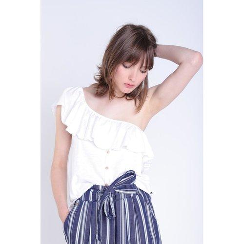 T-shirt sans manches - BONOBO - Modalova