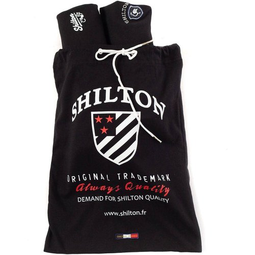 T-shirt col V en coton, lot de 2 - SHILTON - Modalova