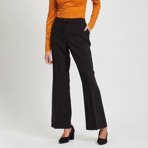 Pantalon large taille haute - Vila - Modalova