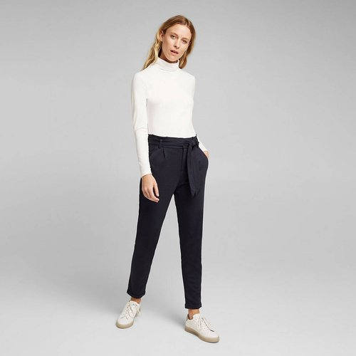 Pantalon à pinces - Esprit - Modalova