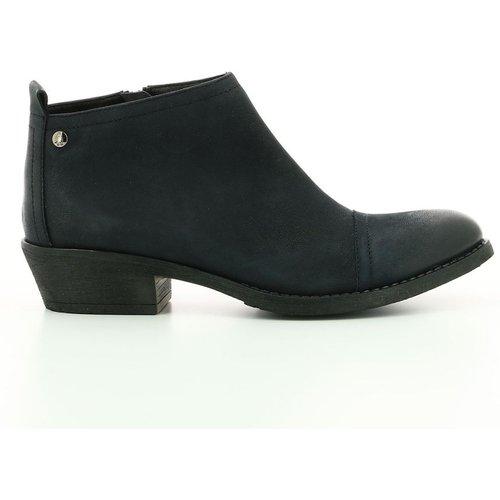 Boots Cuir Satonie - Hush Puppies - Modalova