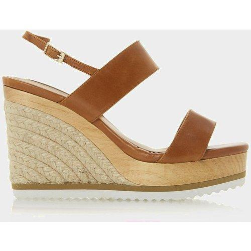 Sandales espadrilles compensées - KARII DB - DUNE LONDON - Modalova