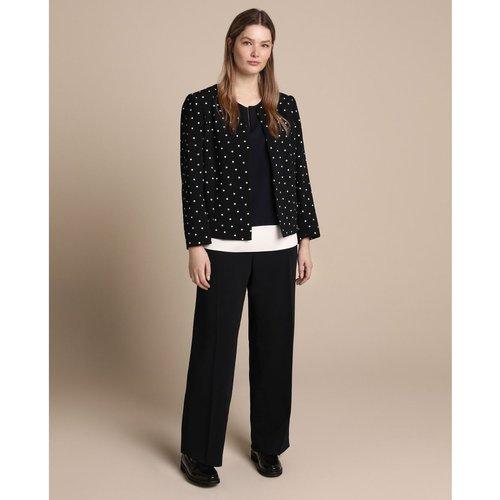 Pantalon droit avec poches - COUCHEL - Modalova