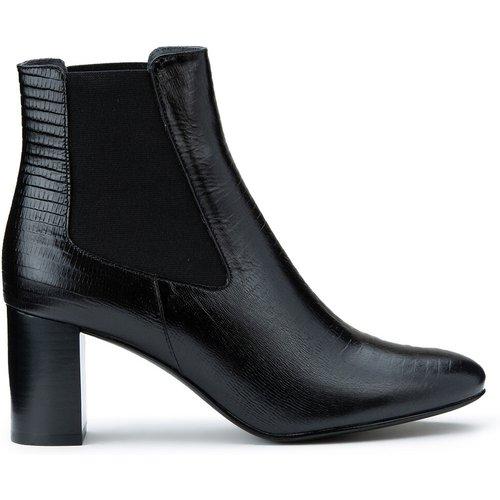 Boots cuir à talons Damocle - JONAK - Modalova