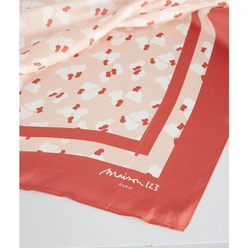 Carré en soie imprimé HEIDI - Maison 123 - Modalova
