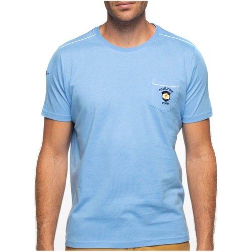 T-shirt rugby Argentine manches courtes - SHILTON - Modalova