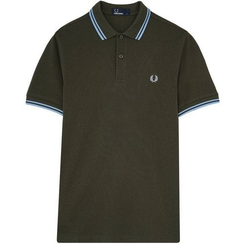 Polo TWIN TIPPED FP SHIRT - Fred Perry - Modalova