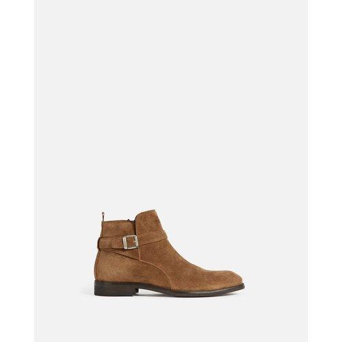 Boots cuir SULIAN - MINELLI - Modalova