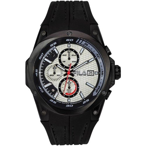 Montre chronographe silicone CTIVE 823 - Fila - Modalova