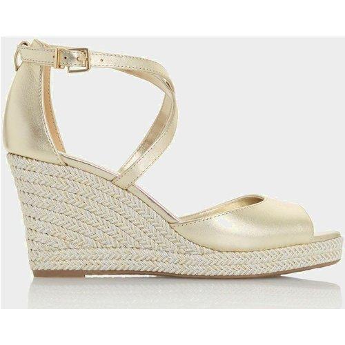 Sandales à talons compensés - KIMCHI - DUNE LONDON - Modalova