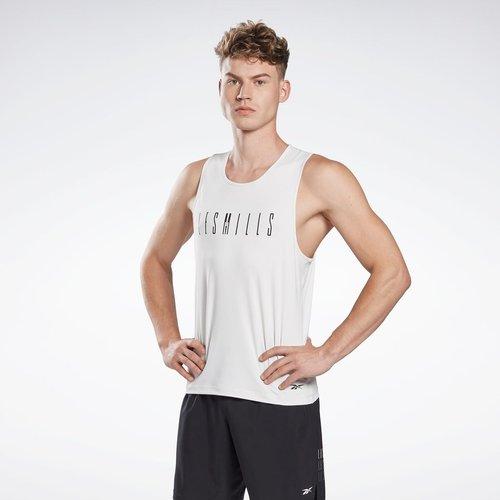 T-shirt sans manches LES MILLS® ACTIVCHILL - REEBOK SPORT - Modalova