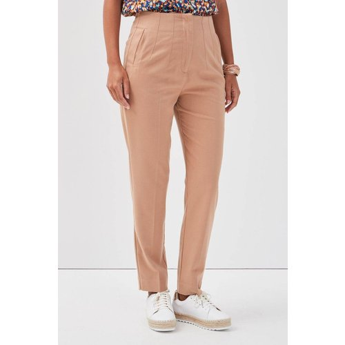 Pantalon droit - CACHE-CACHE - Modalova